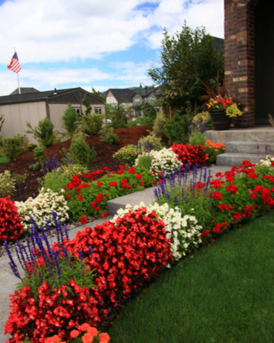 HOA landscaping services